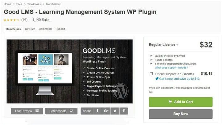 6 лучших плагинов WordPress LMS по сравнению и способы их установки (2020)